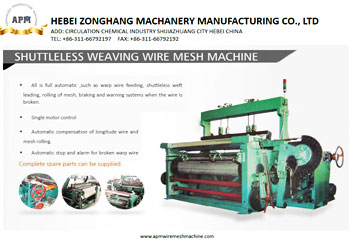 shuttleless wire mesh machine.pdf