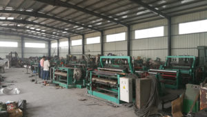 apm wire mesh machine