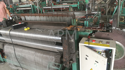 APM wire mesh machie factory
